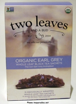 "two leaves and a bud ""Bio Earl Grey Black Tea"" 37,5 g-"