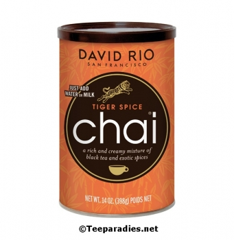 "David Rio Chai Latte 398g ""Tiger Spice"""