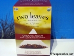 "two leaves and a bud ""Bio Assam  Black Tea"" 15 Beutel"